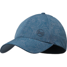 Buff Trek Cap Checkboard Navy